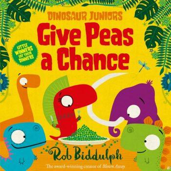 Dinosaur-Juniors-Book-2-Give-Peas-a-Chance