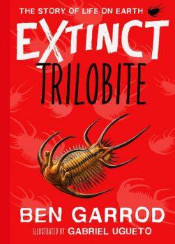 Extinct-Trilobite