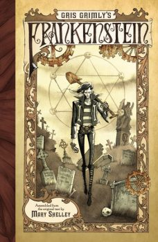 Frankenstein-graphic-novel