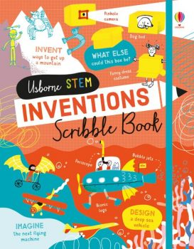 Inventions-Scribble-Book