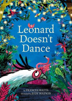 Leonard-Doesnt-Dance