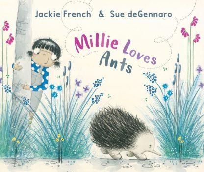 Millie-Loves-Ants