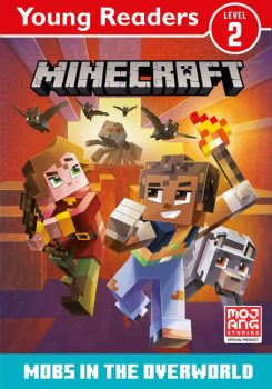 Minecraft-Reading-Ladder-2-Mobs-in-the-Overworld