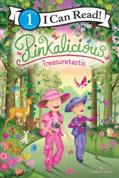 Pinklicious-Treasuretastic