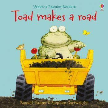 Toad-Makes-a-Road